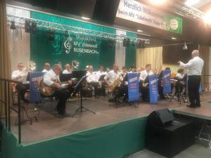Musikfest Musikverein Edelweiß, Busenbach 10.06.2019