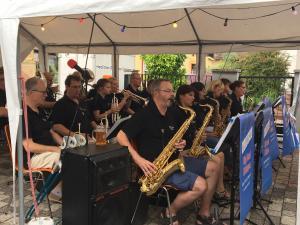 Straßenfest Dorfmusikanten Lingenfeld 27.07.2019