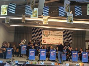 Oktoberfest 17.09.2017Lyra Schöllbronn