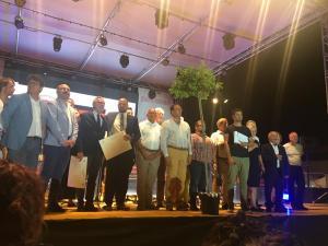 Festakt 25.06.201710 Jahre Städtepartnerschaft Menfi/Ettlingen