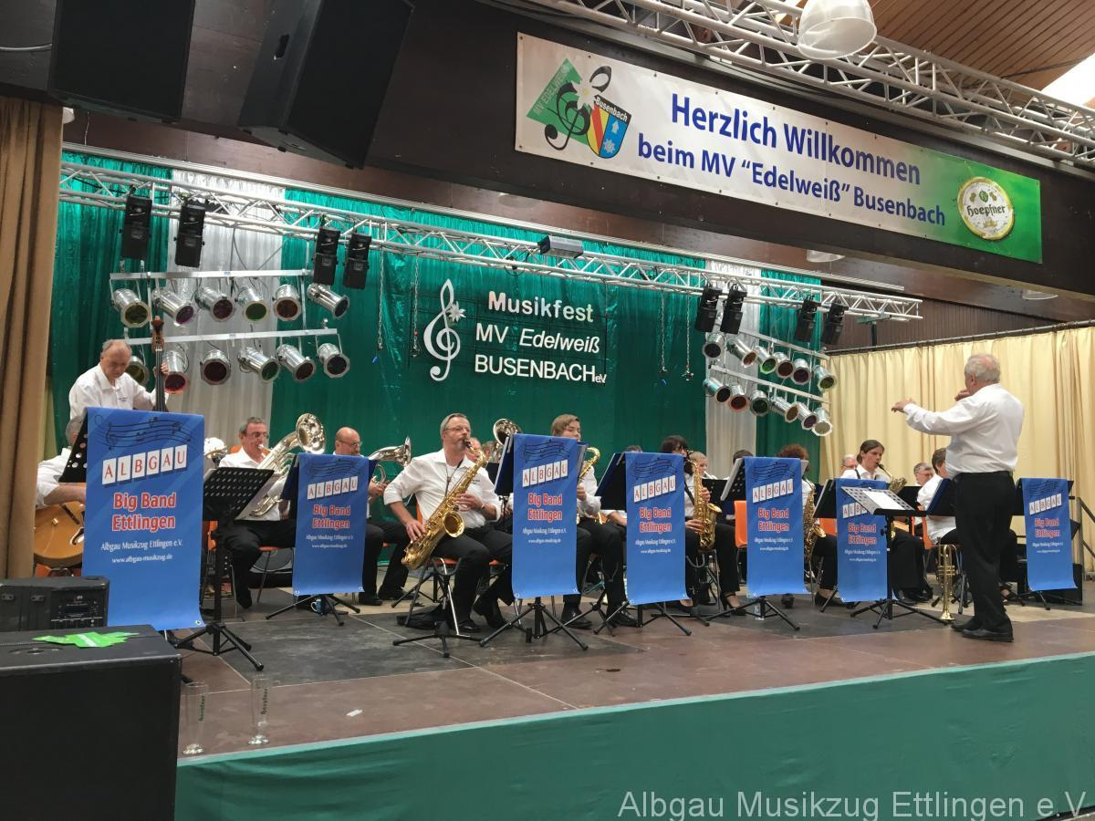 "Musikfest ""Edelweiß""21.05.2018"