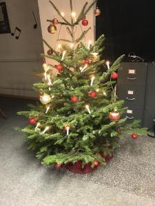 """""""Albgau""""-Weihnachtsbaum"""