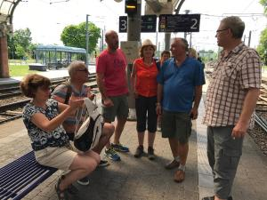 Treffpunkt Albtalbahnhof Karlsruhe
